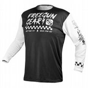 Shot Devo Freegun LTD Edition MX Jersey Black